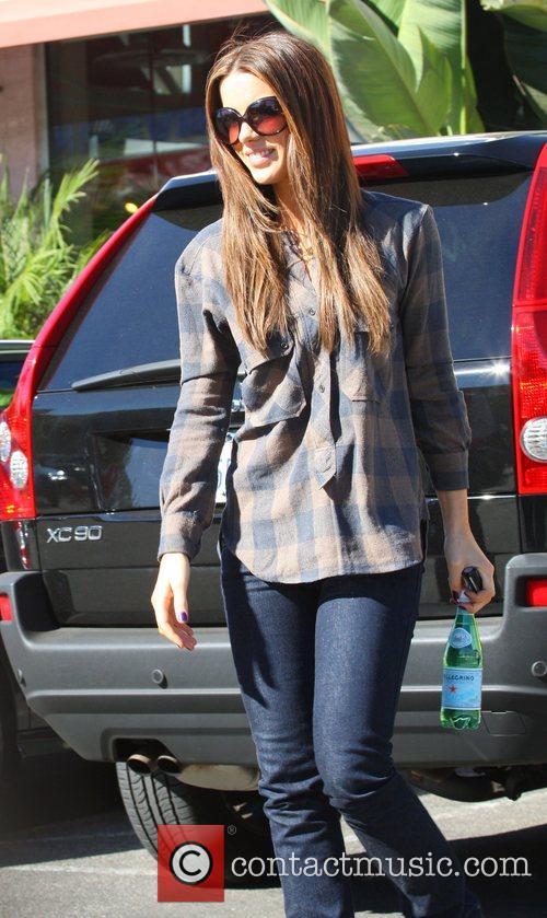 Kate Beckinsale and A Friend 10
