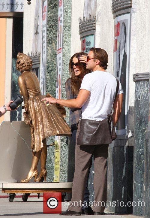 Kate Beckinsale and A Friend 3