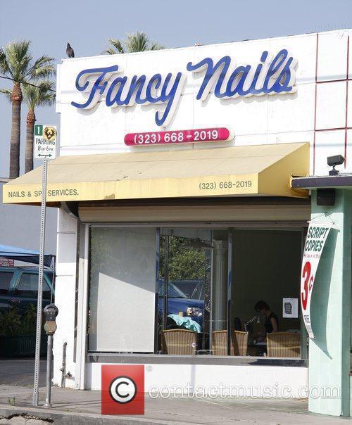 Fancy Nails in Los Feliz