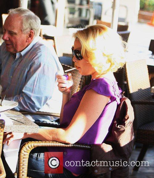 Katherine Heigl and her musician husband Josh Kelley...