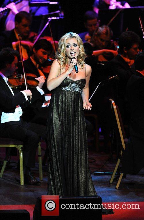 Peforming at the Royal Albert Hall