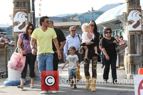 Katie Price and Peter Andre 16