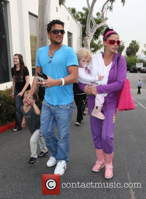 Katie Price and Peter Andre 15