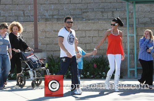 Katie Price and Peter Andre 10