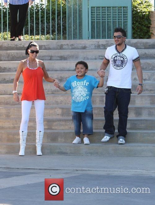 Katie Price and Peter Andre 5