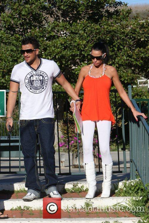 Katie Price and Peter Andre 6