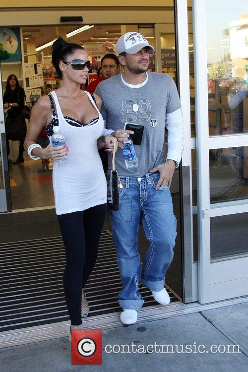 Katie Price and Peter Andre 7
