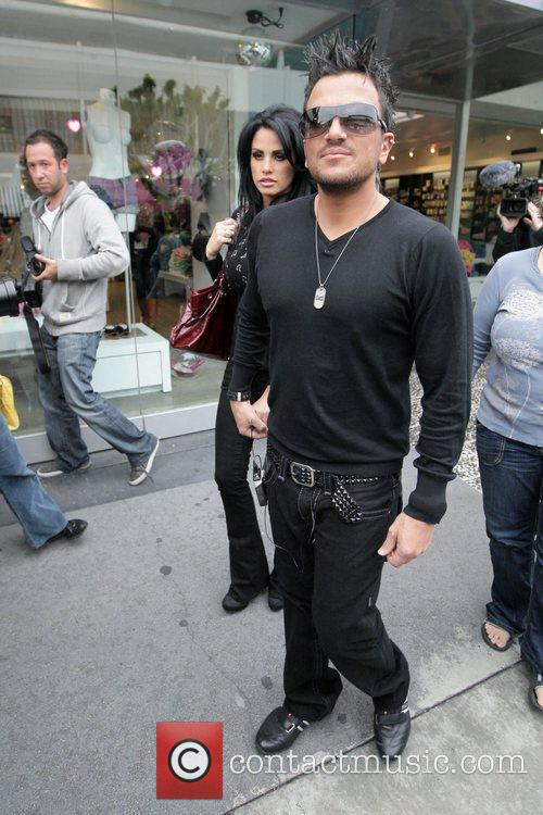 Katie Price and Peter Andre 20