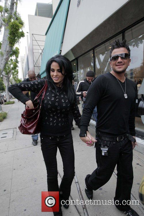 Katie Price and Peter Andre 22