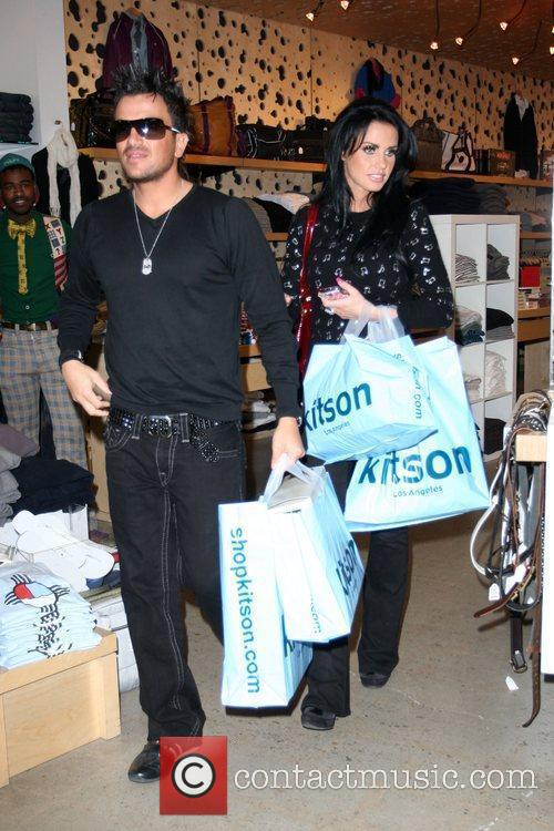 Katie Price and Peter Andre 38