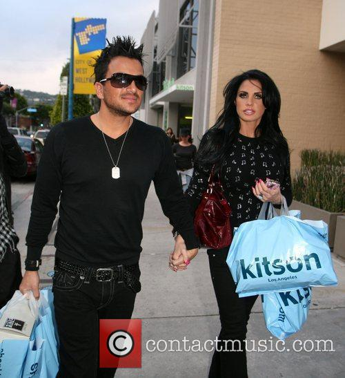 Katie Price and Peter Andre 49