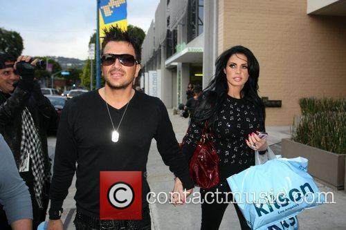 Katie Price and Peter Andre 42