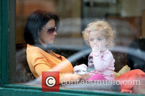 Katie Price and daughter Princess Tiaamii 7