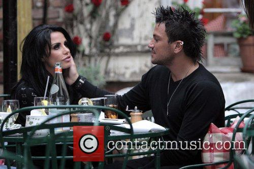 Katie Price and Peter Andre 12
