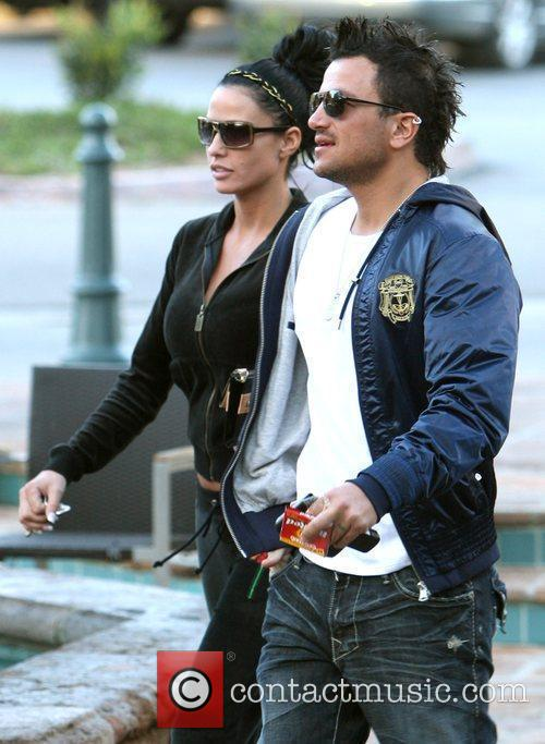 Katie Price and Peter Andre 8