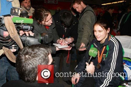 Irish Amateur Boxer Katie Taylor 4