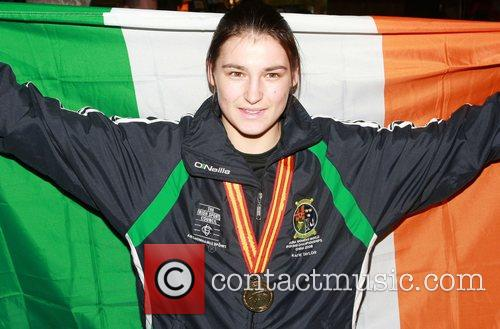 Irish Amateur Boxer Katie Taylor 1