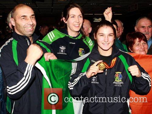 Irish Amateur Boxer Katie Taylor 5