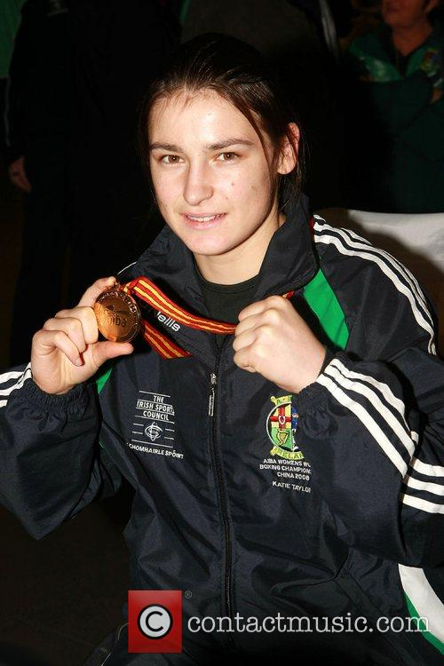 Irish Amateur Boxer Katie Taylor 3