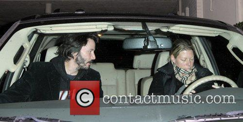 Keanu Reeves and A Friend 2