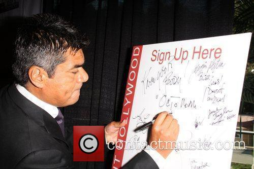 George Lopez KEEP It Hollywood For World Kidney...