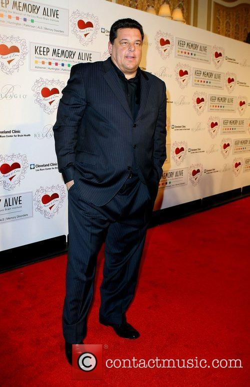Steve Schirripa The 13th Annual Keep Memory Alive...