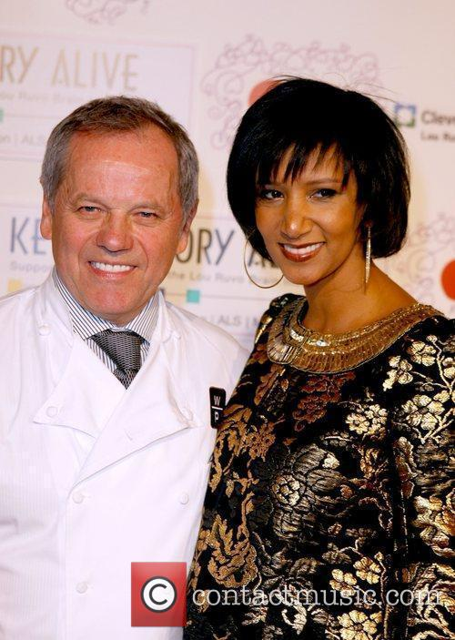 Wolfgang Puck and Gelila 2