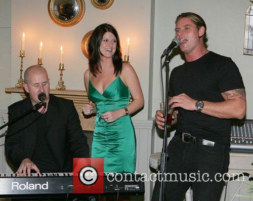 Keith Duffy, Billy Joel and Duffy 1