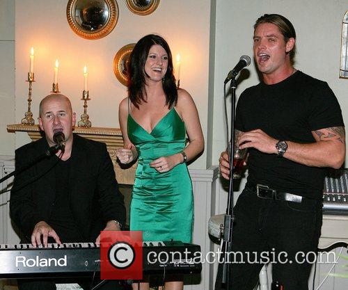 Keith Duffy, Billy Joel and Duffy 5