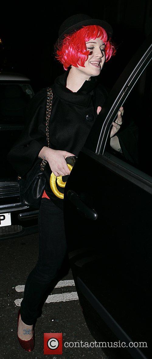 Kelly Osbourne Leaving Kate Moss's daughter, Lila Grace's...