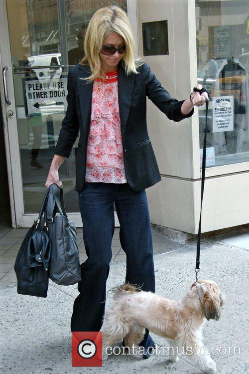 Kelly Ripa, Abc and Abc Studios 8