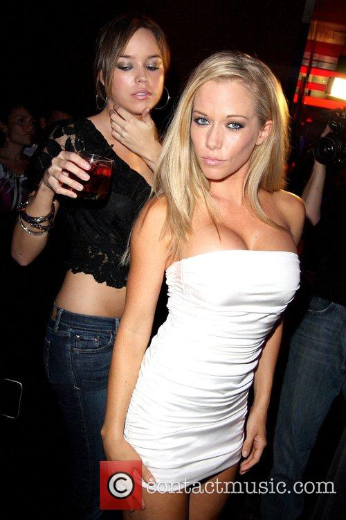 Brittany Binger, Kendra Wilkinson and Playboy 2