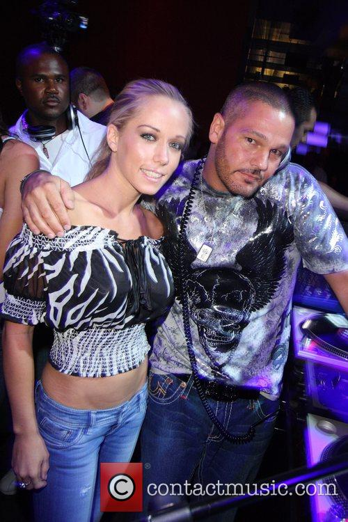 Kendra Wilkinson and Dj R.o.b. 2
