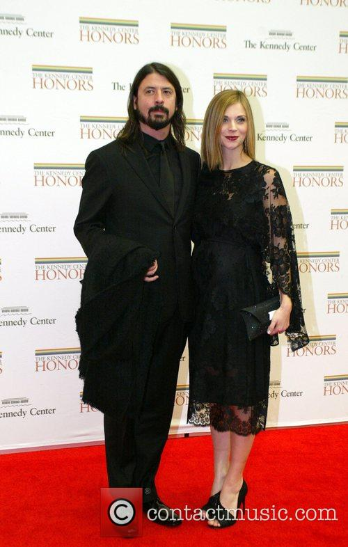 Dave Grohl and Guest the 31st annual Kennedy...