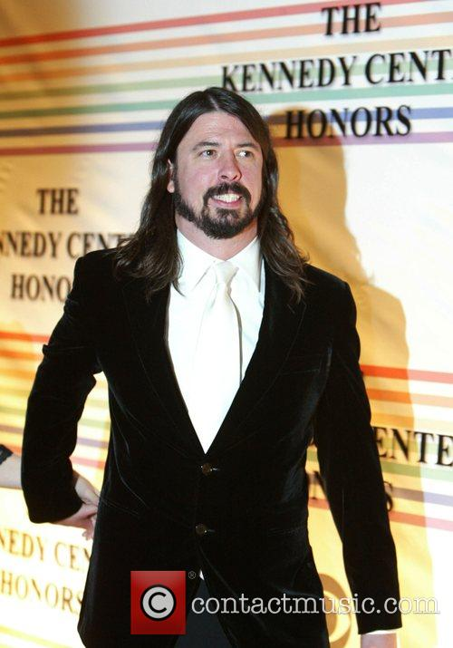 Dave Grohl the 31st annual Kennedy Center Honors...