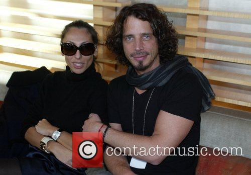 Chris Cornell and guest The Kennedy Center Honors...