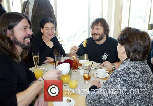 Dave Grohl and Jack Black The Kennedy Center...