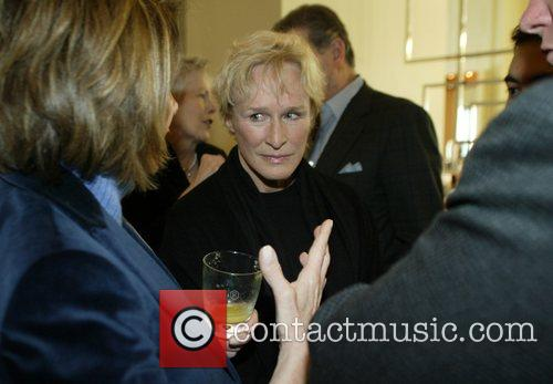 Glenn Close and guests The Kennedy Center Honors...