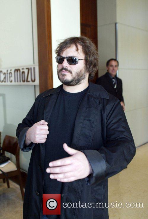 Jack Black The Kennedy Center Honors held their...