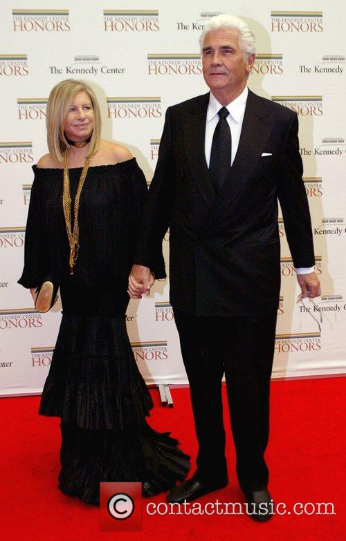 Barbra Streisand and James Brolin 8