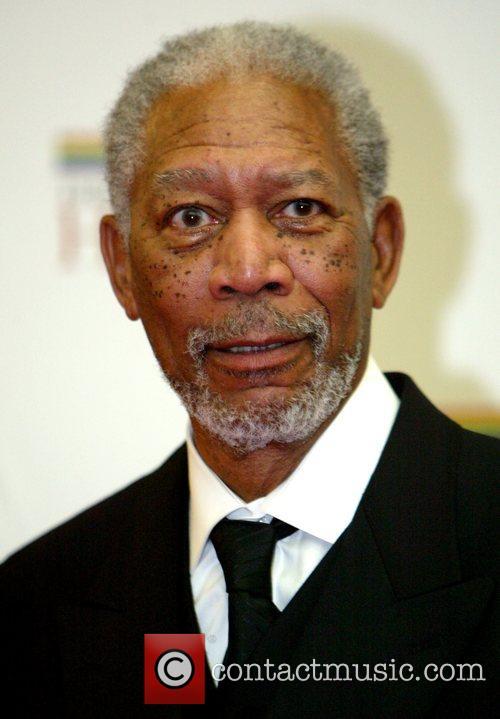 Morgan Freeman The 2008 Kennedy Center honourees gather...