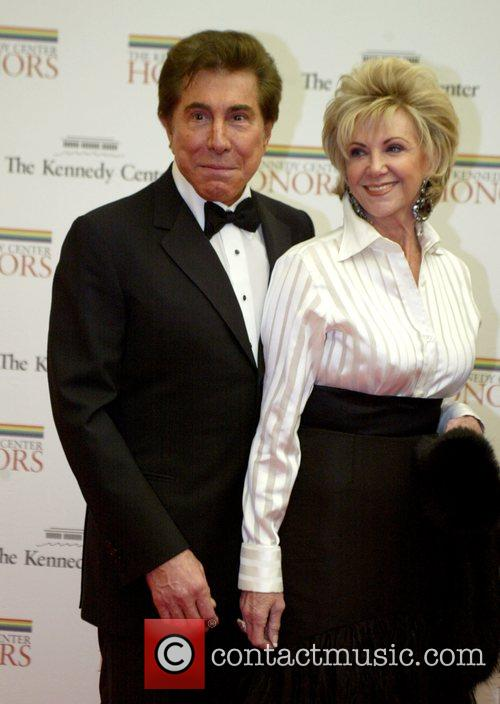 Steve Wynn and wife Elaine Wynn The 2008...