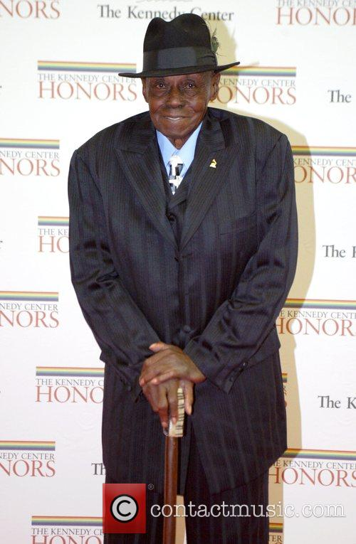 Willie Perkins The 2008 Kennedy Center honourees gather...