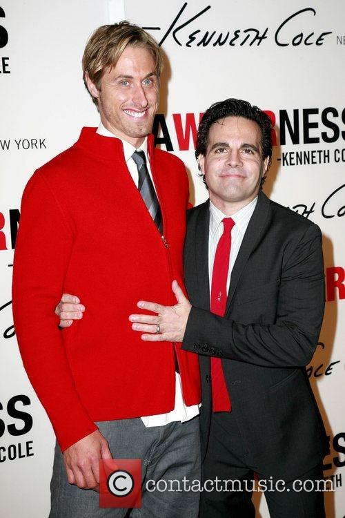 Mario Cantone  Launch Party for Kenneth Cole's...
