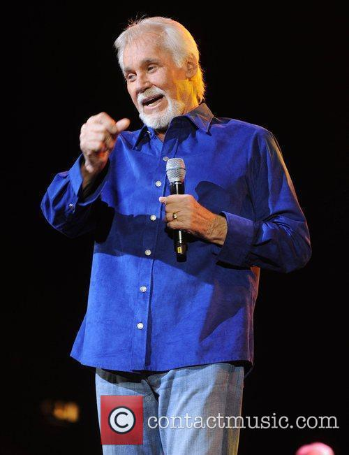 Kenny Rogers, Hammersmith Apollo, London