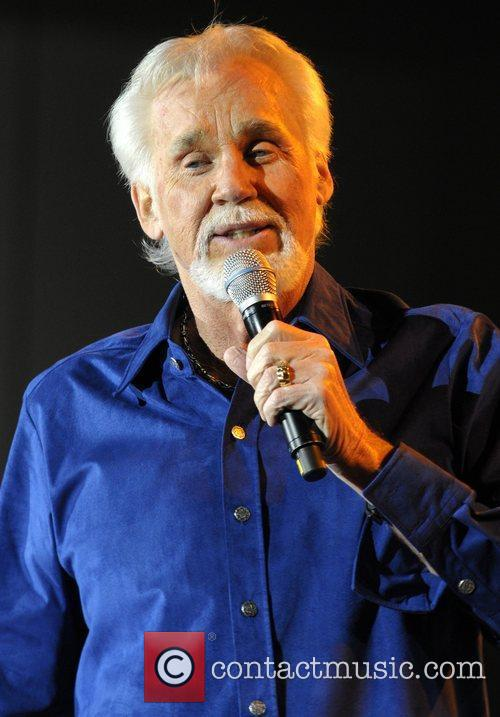 Kenny Rogers and Cardiff International Arena