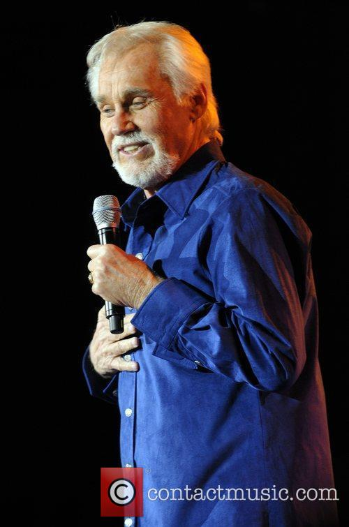 Kenny Rogers and Cardiff International Arena 4