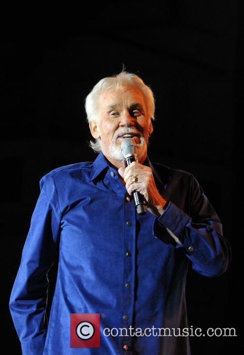 Kenny Rogers and Cardiff International Arena 3