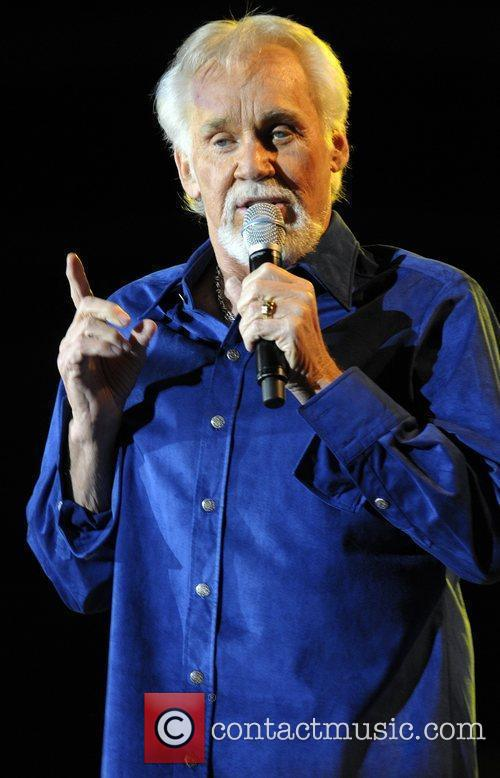 Kenny Rogers and Cardiff International Arena 2