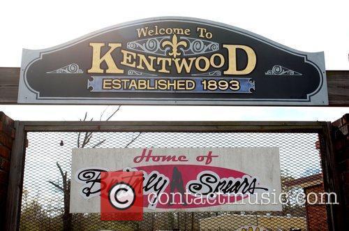 Kentwood, hometown of Britney Spears